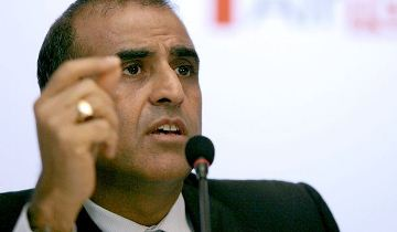 Mr. Sunil Bharti Mittal, Chairman and Managing Director, Bharti Airtel