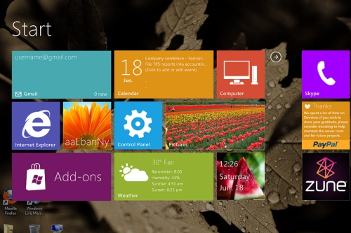 Photo of Windows 8 Developer Preview is now available for all to download