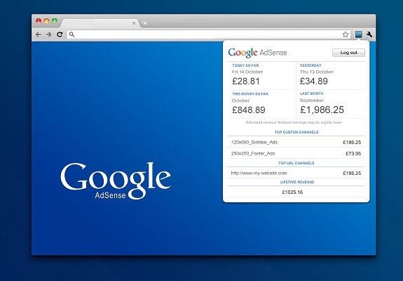 Google's Adsense Toolbar