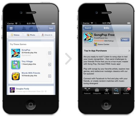 Photo of Facebook's Mobile App Install Ads Available To Everyone