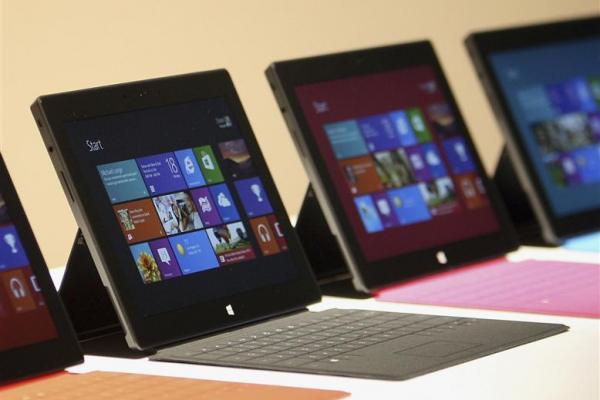 after announcing its surface tablets nearly four months ago microsoft has now joined the tablet industrywith the unveiling of the pricing for both of its
