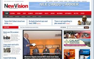New Vision Website