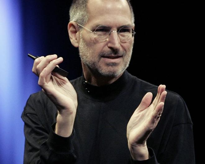 Photo of Steve Jobs film to have 'real time' structure