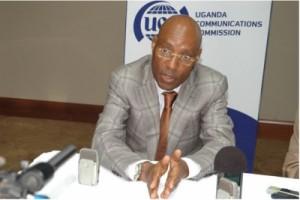 UCC's Godfrey Mutabazi