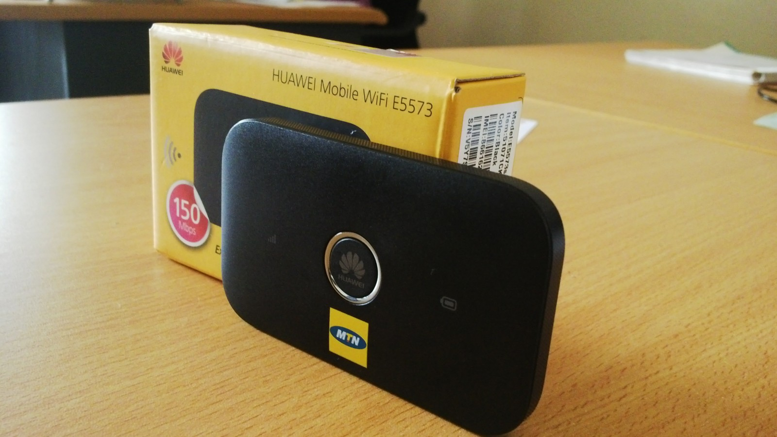 Review: MTN Uganda's Huawei E5573 4G MiFi - PC Tech Magazine