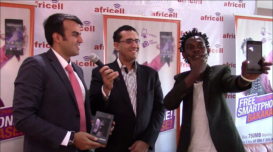 Photo of Africell Uganda, iDroid USA in campaign to give out free smartphones