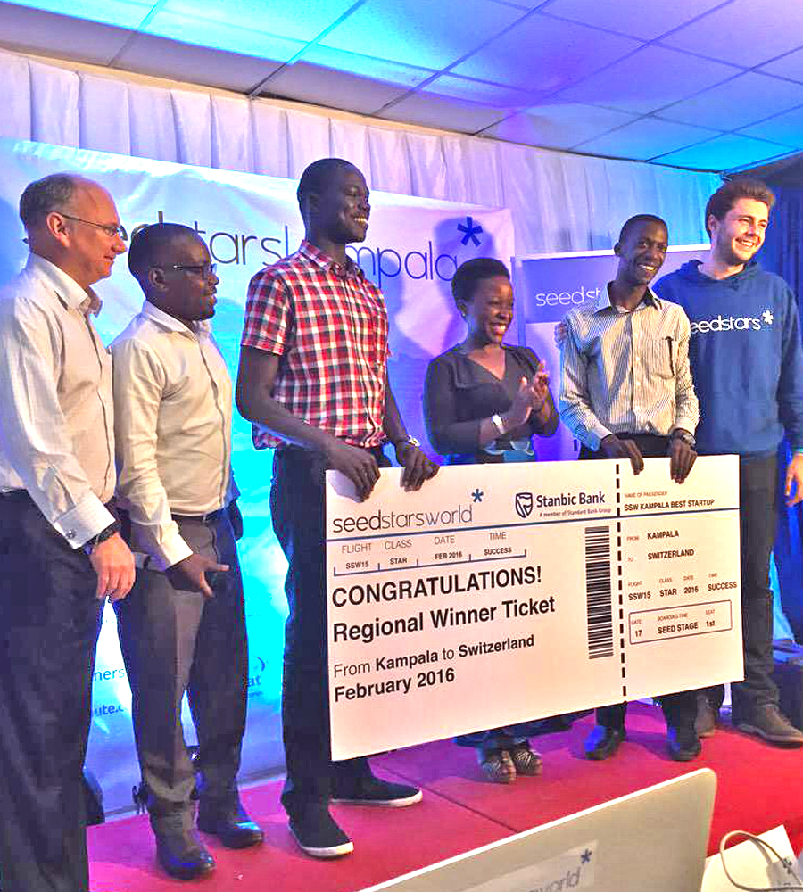 Photo of Seedstars World Returns to Kampala on 4th Aug, up to $500,000 in Equity Investment