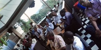 A section of people that turned up at the event: Photo Credit: Steven Kirenga