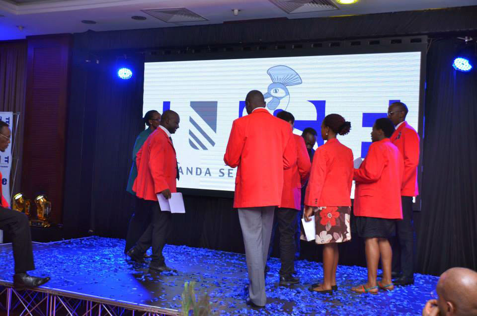 Traders doing a demonstration of the old way of trading that has been discontinued with the launch of the ATS