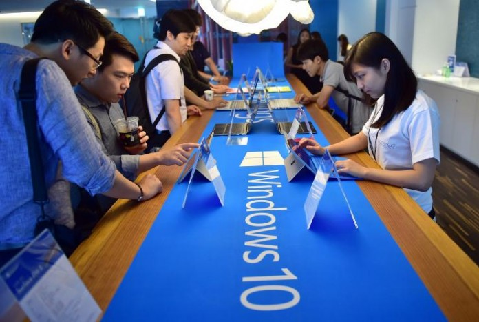 Starting next year, every Windows 7 or Windows 8 user will see Windows 10 as a