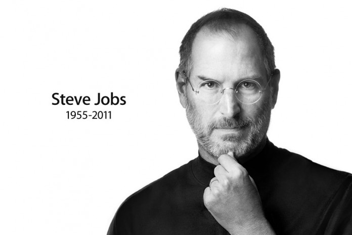 The internet was flooded with tribute graphics when Steve Jobs passed away in 2011. Photo credit: CreativeBits