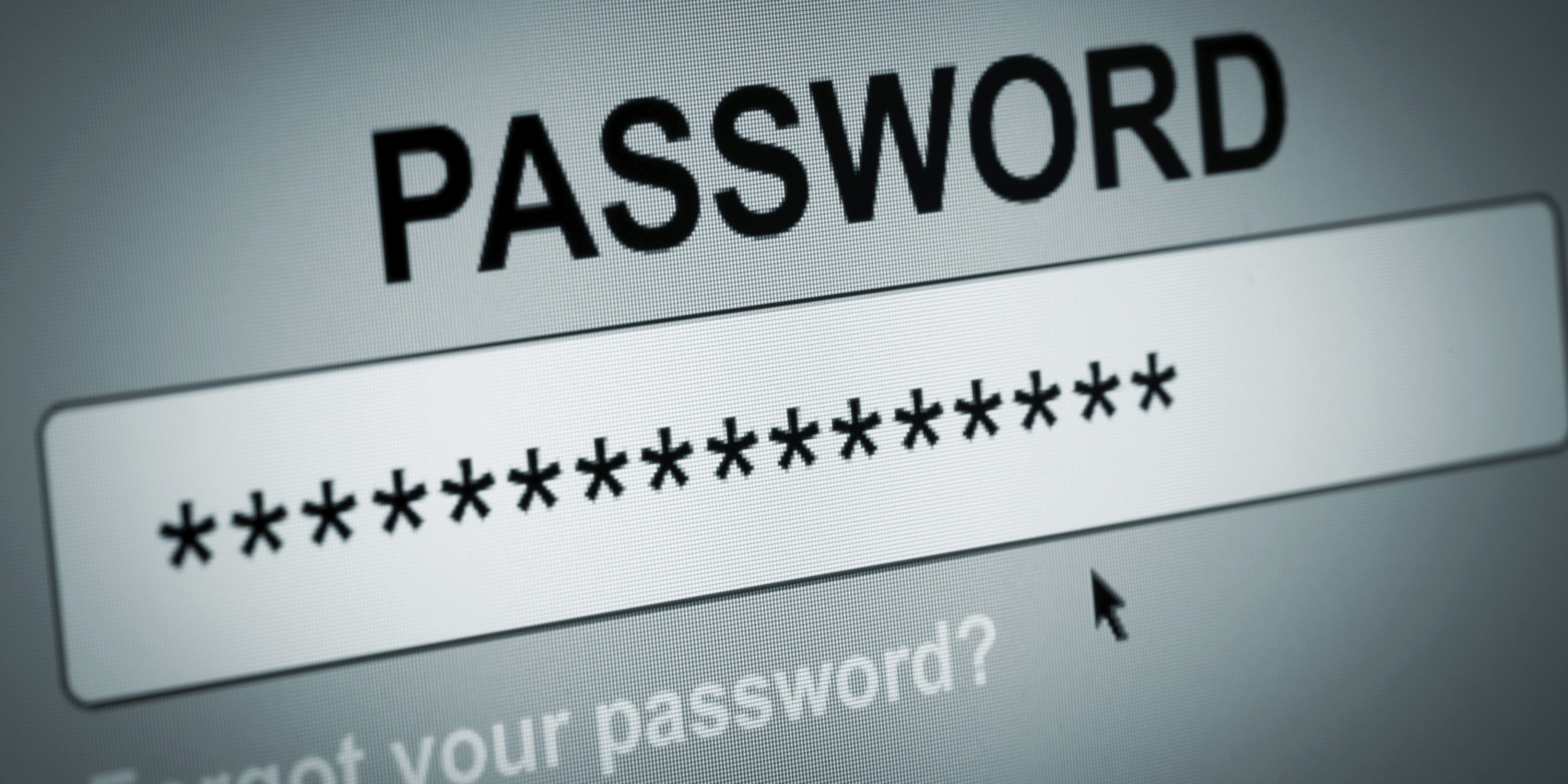 Strong passwords contain letters, numbers and symbols which are hard to guess. Image Credit: HuffPost