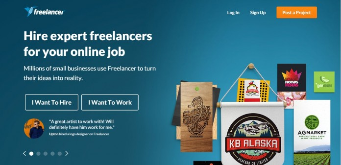 For someone who's just getting started in tech, freelancing is a great way to gain experience and build your portfolio.