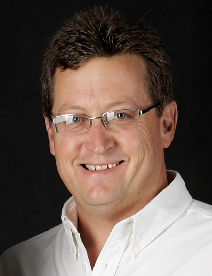 Perry Hutton, Regional Director for Africa at Fortinet