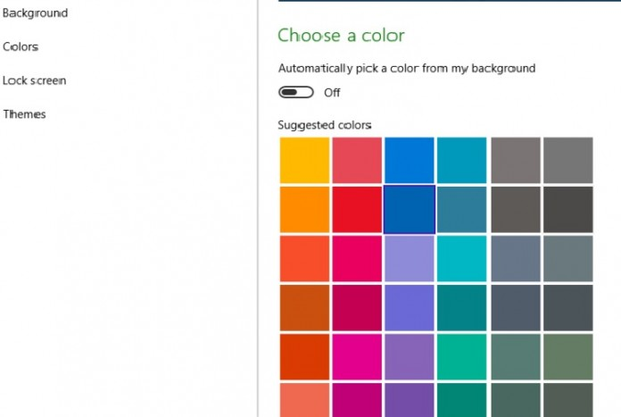 Here's how to change the log-in screen background from that tacky shiny Windows logo to the color of your choosing. Image Credit: Winaero