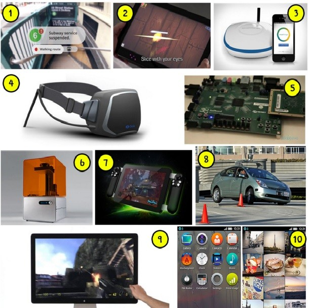 These are all innovations that revolutionized the way we live and work. Image Credit: WANSIKA