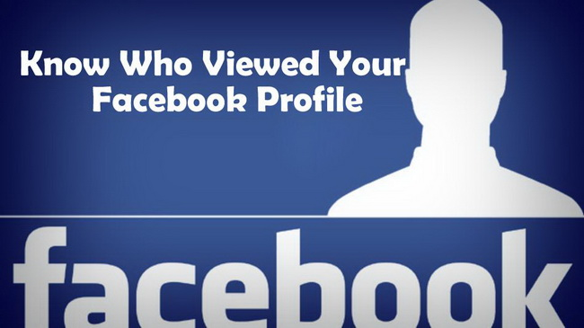 No one can see who viewed their profile, and that's final. There is no Facebook trick which can do that. Image Credit: TechSmush