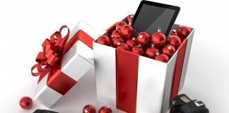 Buy tech as a Christmas present. Image Credit: Argyll Free Press
