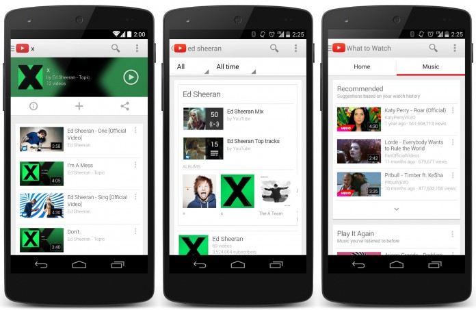 Spotify and Apple Music have finally met their biggest contender: YouTube Music. Image Credit: IDownloadBlog