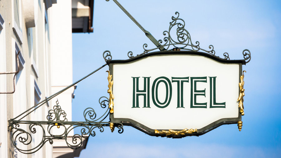 When you check into a hotel it's not certain what final amount you will owe when you check out. Image Credit: TescoLiving