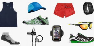 Full running gear for a marathon. Image Credit: GearPatrol