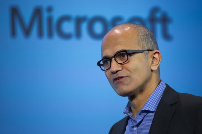 Microsoft CEO Satya Nadella's decision to change the way the company builds and tests software could be backfiring. Image Credit: The Time 24