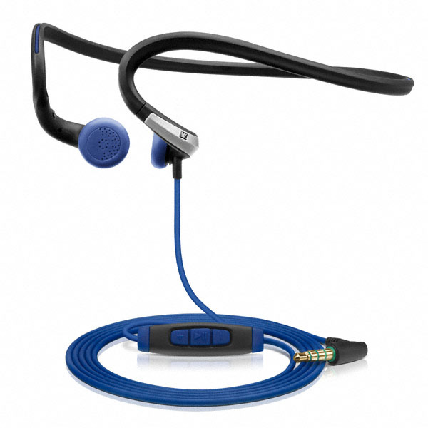 If you're serious about the running music thing, you can get yourself a set of sports headphones with a more secure fit, or even an over-the-ear hoop. Image Credit: Pixelhealth