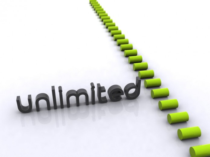Unlimited Data. Image Credit: All4Desktop