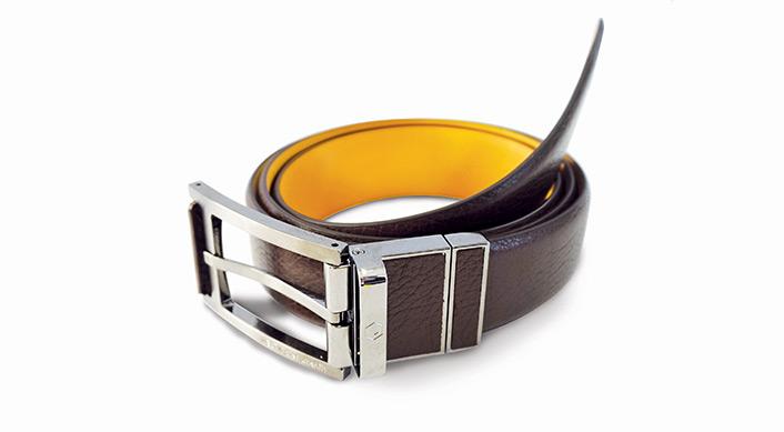 Samsung  health tracking smart belt.