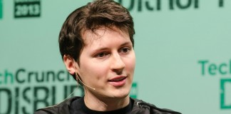 Pavel Durov founder and CEO of Telegram. Image Credit: Bloomberg