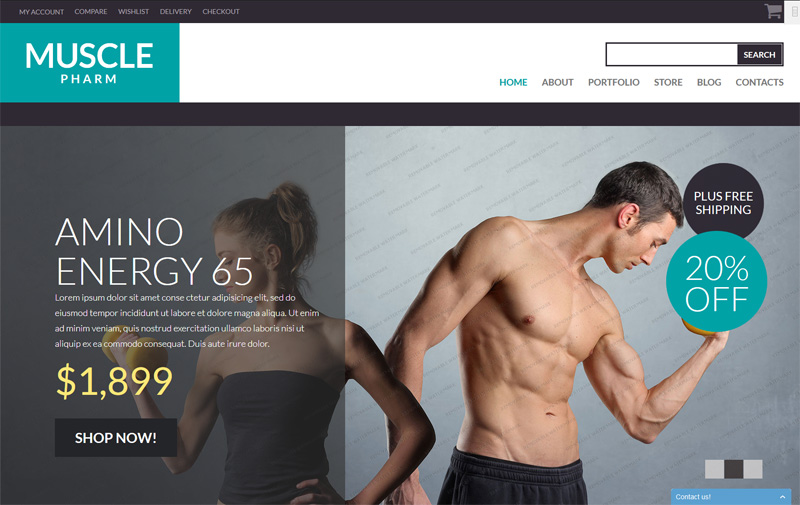 Photo of 20 of the Best Free and Premium eCommerce Themes
