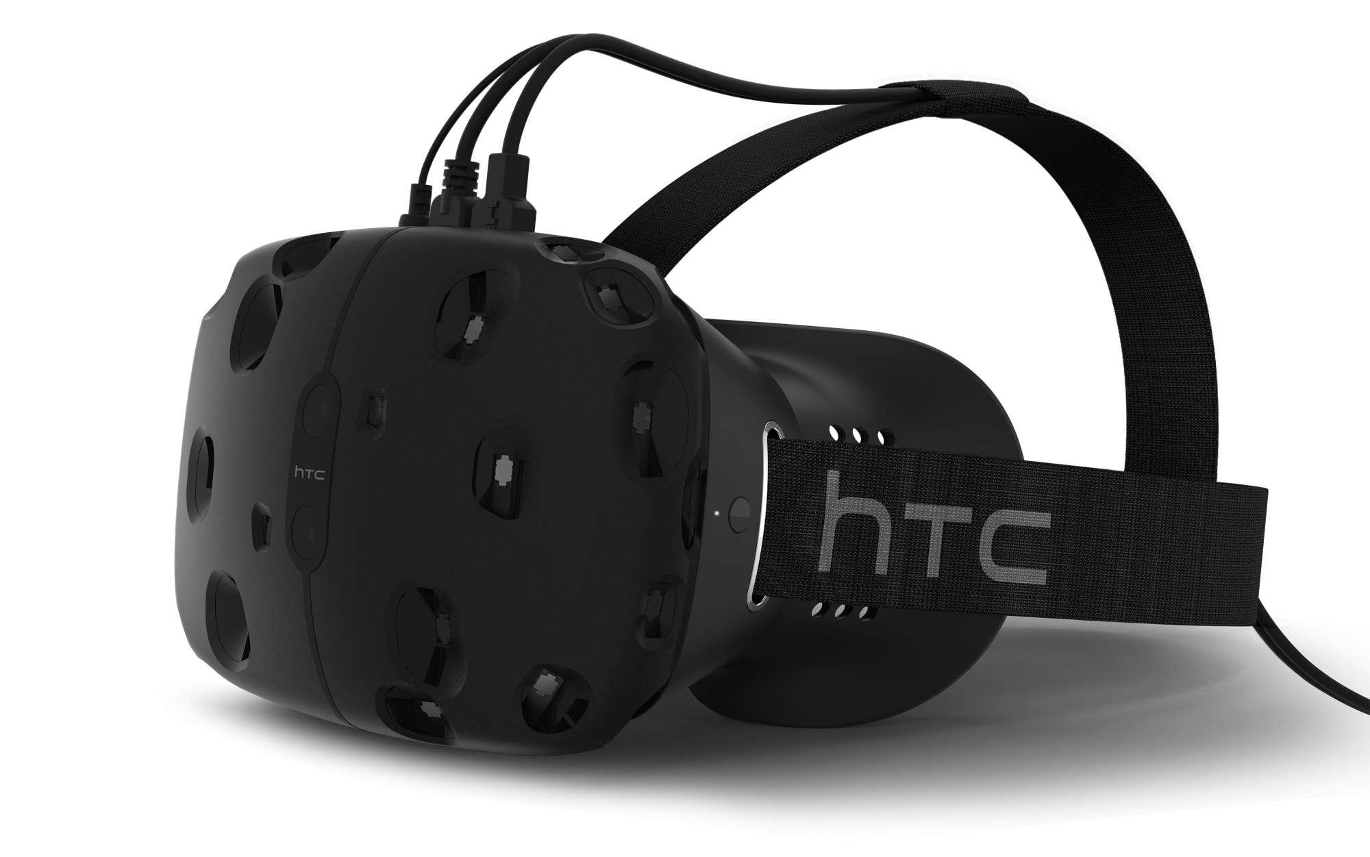 Second gen HTC Vive. Image Credit: Popsci