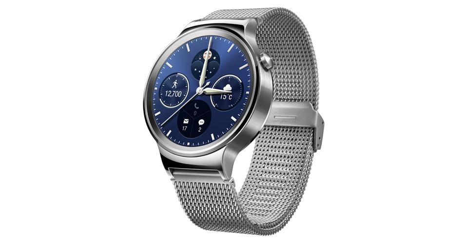 Huawei Smart Watch. Image Credit: Huawei