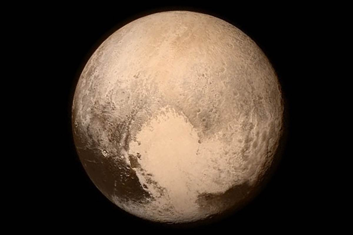 Twitter is where the whole world came to marvel over the historic #PlutoFlyby. Image Credit: NBCNews