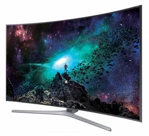 Samsung SUHD Smart-TV. Image Credit: TizenExperts