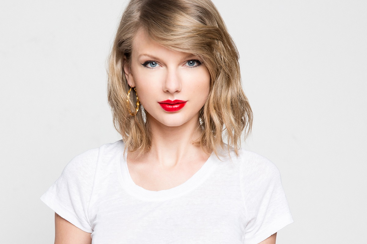 Swift's outcry ended up as a tutorial about streaming for people unfamiliar with Spotify. Image Credit: Kiss925