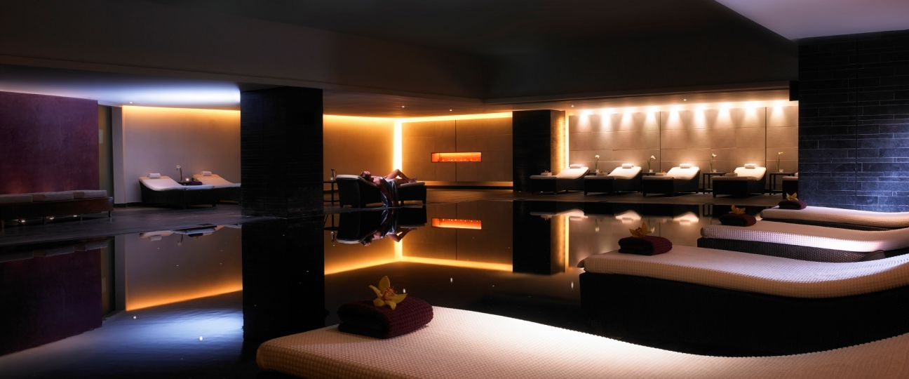 Here are the most high tech hotels in the world pc tech for Above and beyond beauty salon