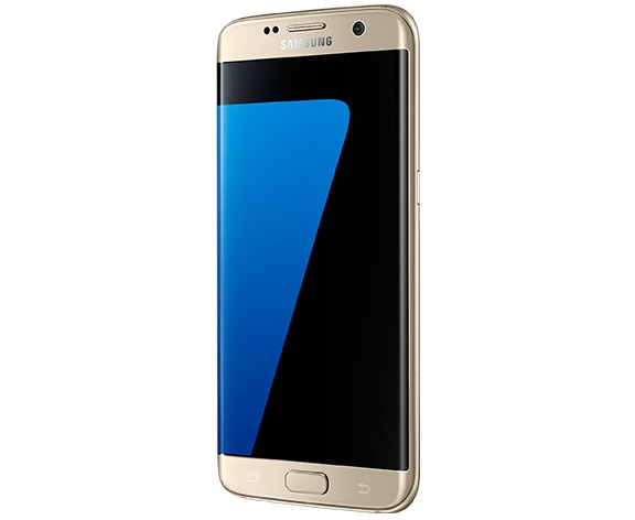 Samsung Galaxy S7 Edge; a device with curved edges, a splendid design and premium mobile computing capabilities.