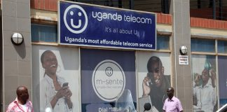 UTL offices in Kampala | Photo by : East African Van Guard.