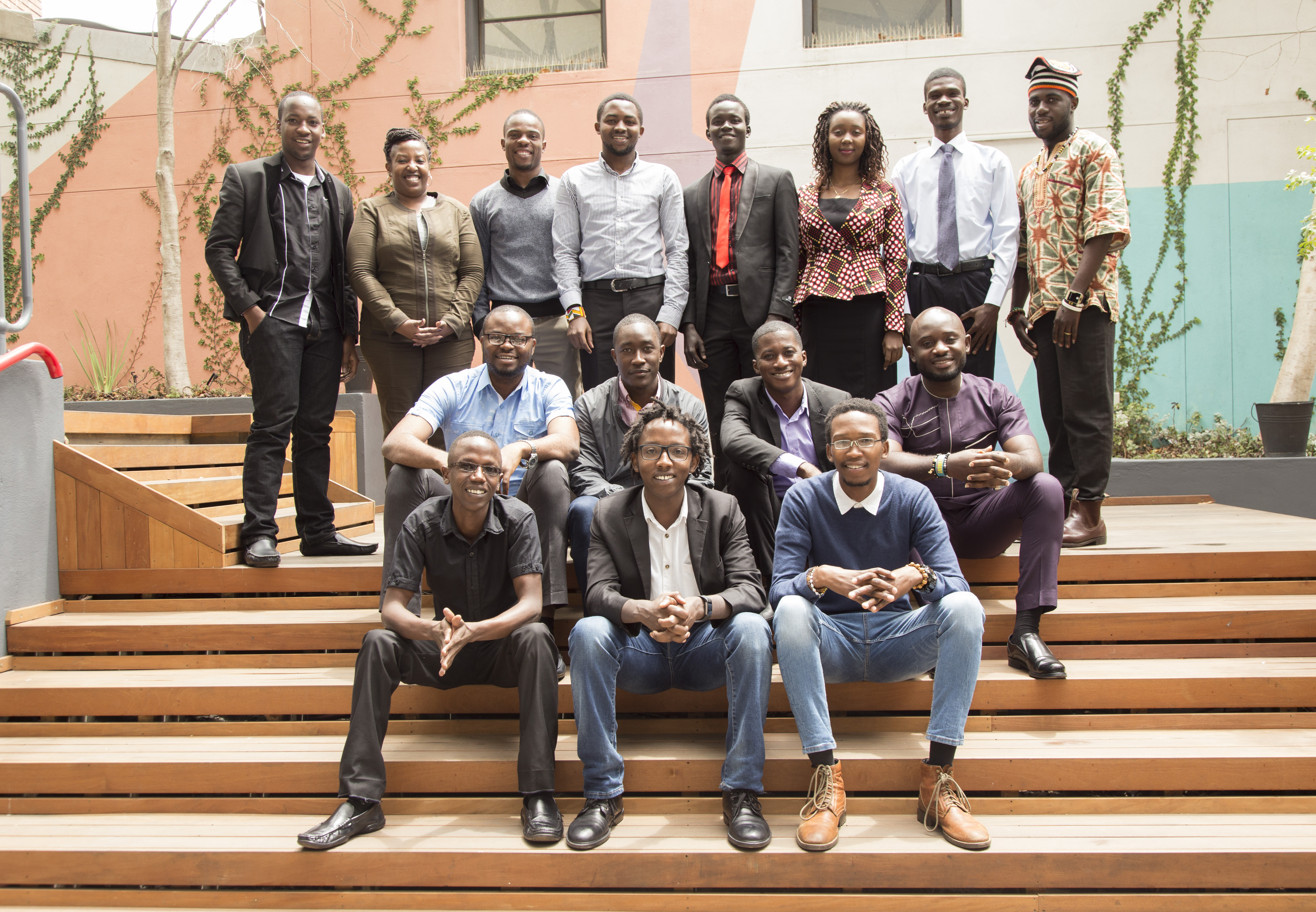 Photo of 4 Ugandan Youth Engineers Shortlisted For the 2018 Royal Academy of Engineering Africa Prize