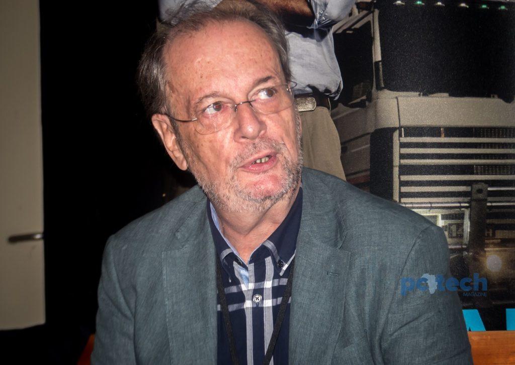 Hans Haerdlte; CEO Liquid Telecom Uganda.