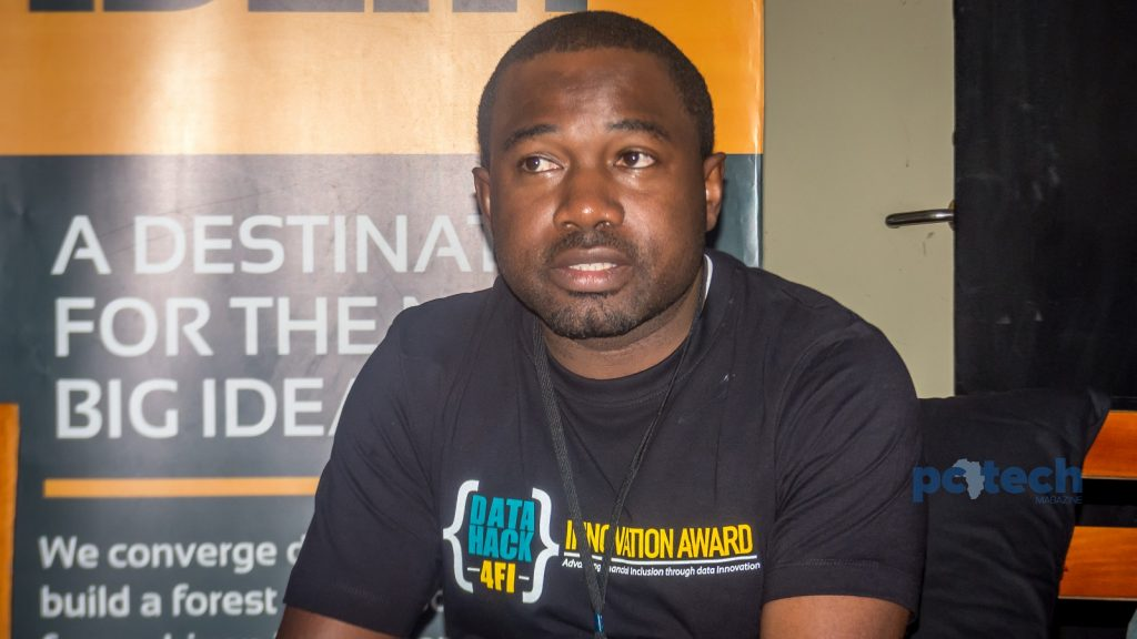 CK Japheth; CEO and Co-Founder of The Innovation Village.