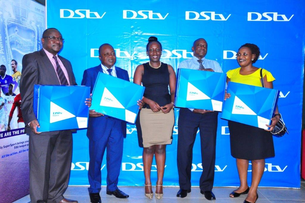Photo of MultiChoice Uganda Awards its DSTV Customers in its On-going 'We are the Premier League' Campaign