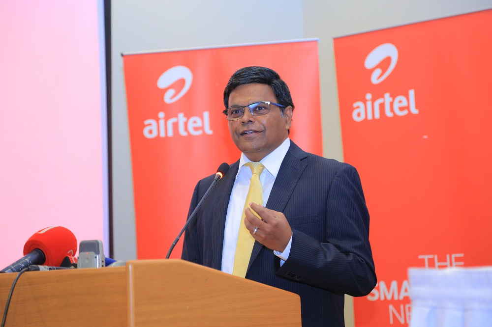 Photo of V.G Somasekhar Reflects on the last 10 years of Airtel in Uganda