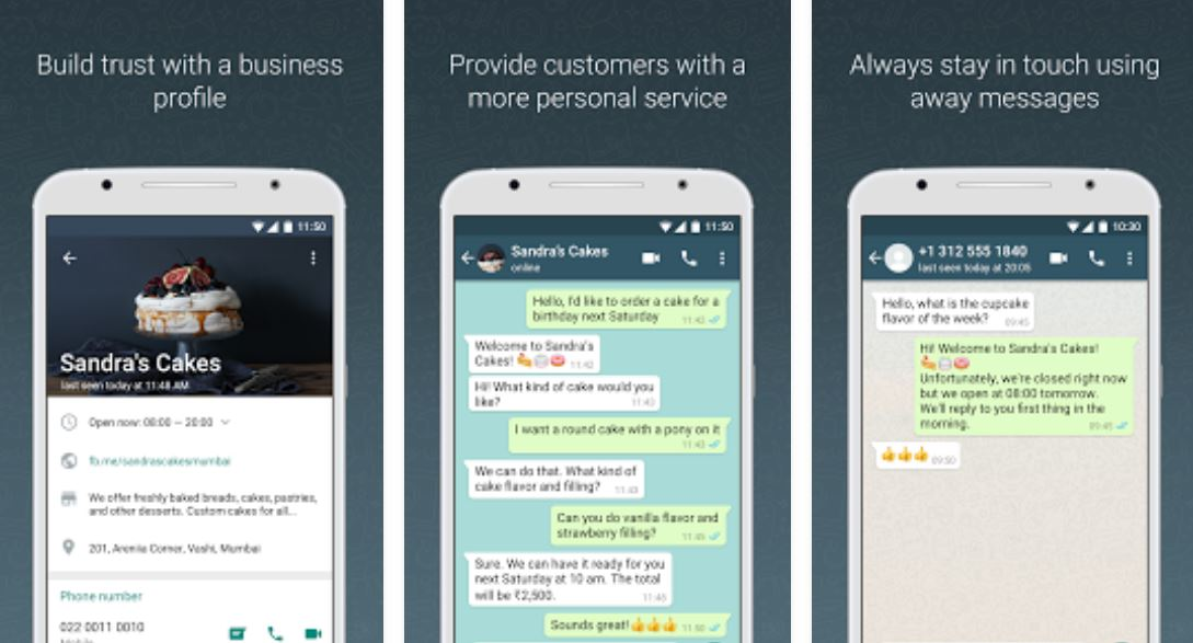 Photo of WhatsApp For Business App, Finally Launched – Available to Android Users