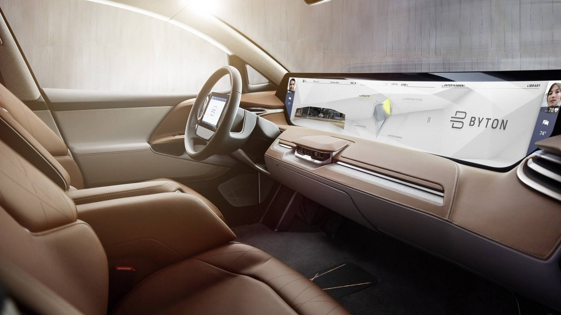 Photo of Chinese Startup Unveils an 'Electric-Powered' Concept Car at the CES 2018