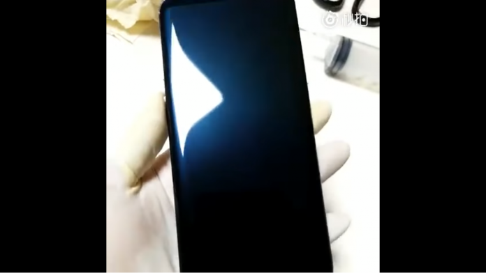 Galaxy S9 Hands-On Videos Leak A Head of the 2018 Galaxy S9 Hands-On Videos Leak A Head of 2018 Mobile World Congress.