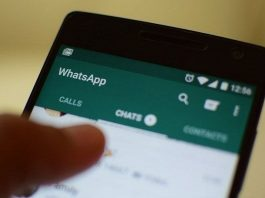 WhatsApp for Android.