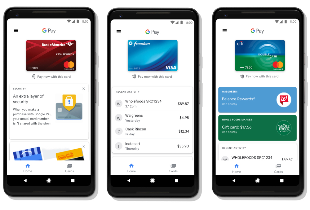 Photo of Google Pay Becomes the New Payments Platform, Replaces Android Pay & Google Wallet