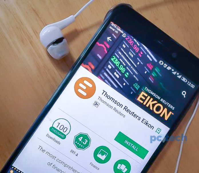 Thomson Reuters Launches 'Eikon' Mobile App in Africa - PC